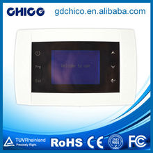 CCXK0003 Lcd dot matrix touch screen oven digital thermostat control