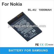 High Quality Mobile Lithium Battery BL-4U Batteries For Nokia C5-03 Mobile
