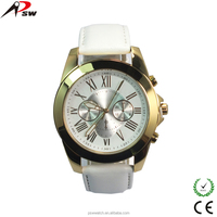 High quality steel case roma numbers mens vogue watches