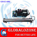 water sterilizer plasma module 50-60g water cooling type ozone generator parts