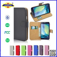 Stand Wallet Leather Case / Card for Samsung Galaxy A5 Phone Accessory --Laudtec