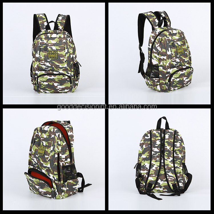 New design best sale travel waterproof backpack for girls