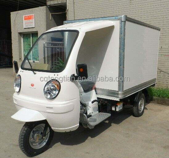 ice cream refrigerated containers cargo 3 wheel tricycle. Black Bedroom Furniture Sets. Home Design Ideas