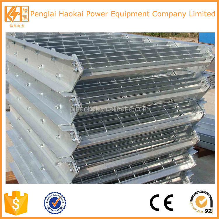 OEM customized high quality heavy duty steel grate and frame