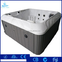 4 Person Reasonable Price Acrylic Balboa System Massage Function Hot Tub Spa