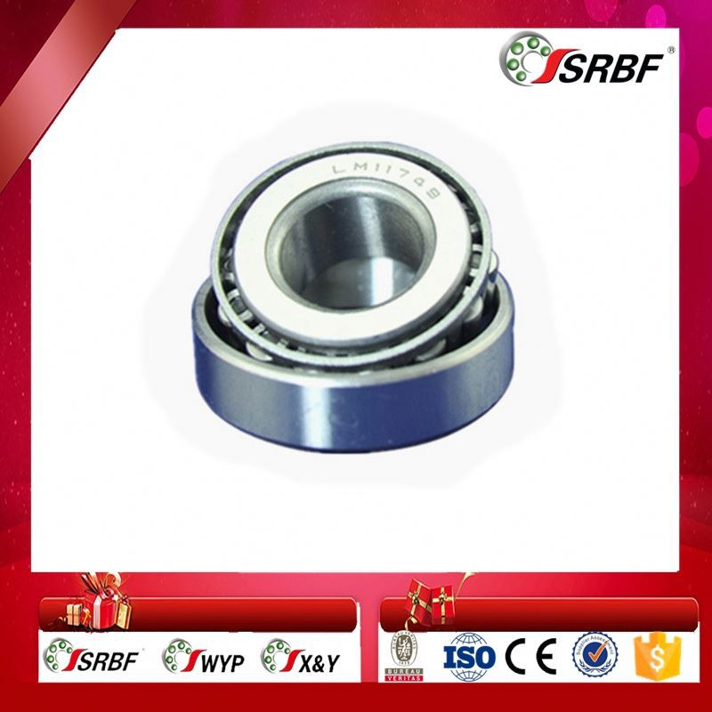 SRBF Hot sells china linqing famous brand 32210 tapered roller bearing