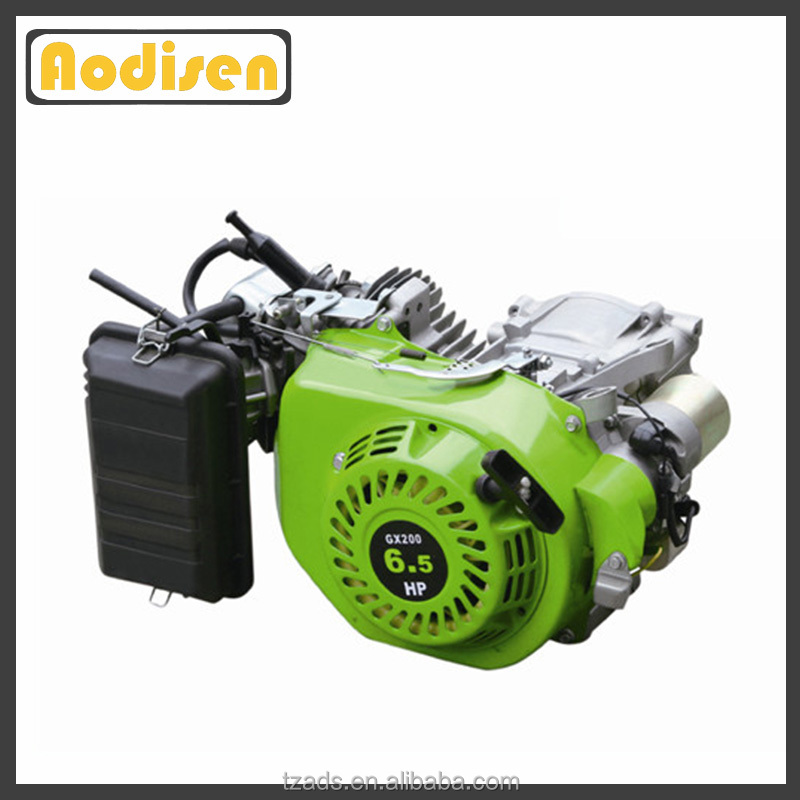 air cooled low price OHV single cylinder 16hp engine for generator use