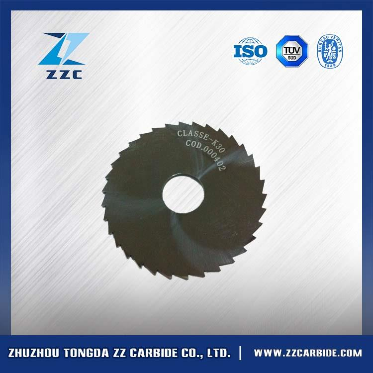 ZZC factory supply carbide saw blade tip various details for wholesales