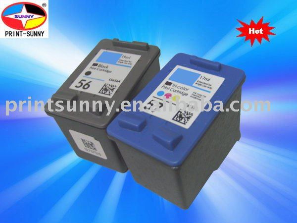 for HP56,57 refill ink cartridge