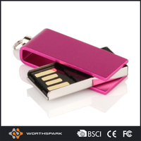 New products on china market low cost wearable usb flash drive