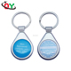 Direct Factory Make Metal Car Keyring Custom Shape Keychain For Promotional Gifts