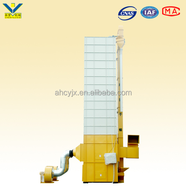 Handing 20T per Day Solid Quality 5HCY-10T Grain Dryer