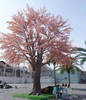 decorative big flowering cherry tree/camouflaged tree