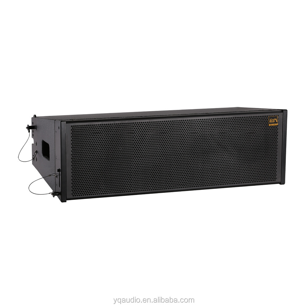 600W high end audio line array horn 8 ohm speaker(L10)