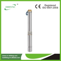 100QJ2 series electric submersible pump specifications