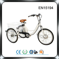 2016 direct factory supply 36v 250w cheap electric tricycle