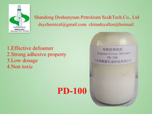 PD-100 Drilling fluid additive Organosilicon defoamer agent for drilling mud chemicals