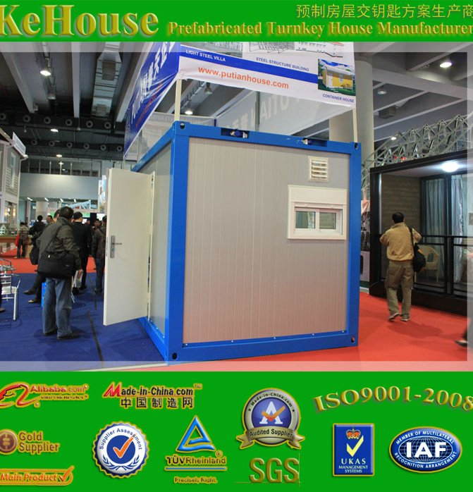 flat pack 20ft house container kiosk for storage,shop,warehouse,office