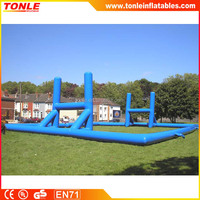 Outdoor Inflatable Rugby Field for adults, Giant Inflatable Rugby Pitch, Inflatable Football Court for sale