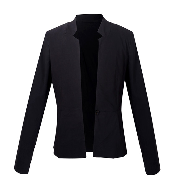new winter long sleeve 100% polyester uniform design business suits for women