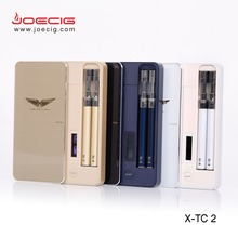 Joecig 2018 rechargeable e-cigarette X-TC 2 new design china wholesale e cigarette distributors canada
