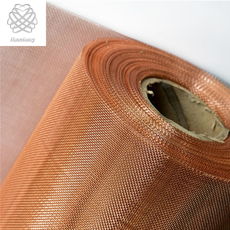 100 500 micron Phosphor bronze filter mesh screen for filtering liquid and gas