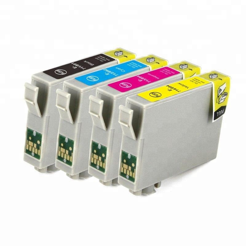 T0711 Ink Cartridge compatible For Epson Stylus D78 D92 <strong>D120</strong> DX4000 SX210 SX215 SX218 SX115 SX400 SX405 SX410 SX415 SX605