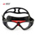 PC lens waterproof silicone swim goggles swim mask
