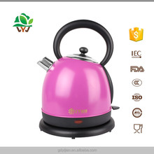 Hot Sales 1.8L 304 Doube Wall Vacuum Stainless Steel Tea Kettle