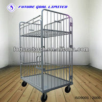 Warehouse Cage/Wire Mesh Container/Storage Cage