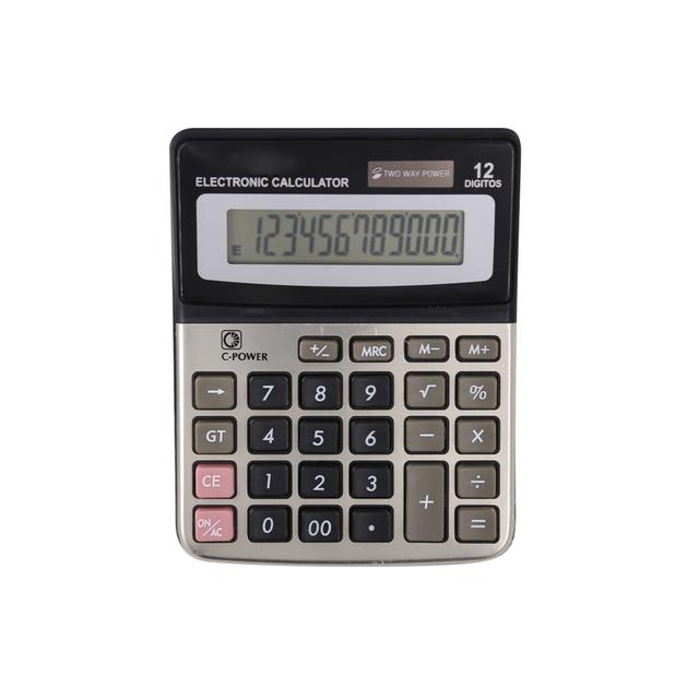 big desktop calculator office calculator simple function calculator wholesale