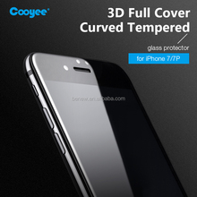 Quality Assurance 3D Full Cover Glass Screen Protector for iPhone 7