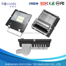High power Meanwell driver 70w led flood light/flood led light 100w
