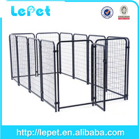 Modular Outdoor Dog Kennel DIY Boxed Kennel iron pet large dog fences