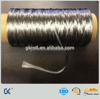 Fecralloy Yarn Metal Fiber Fabric