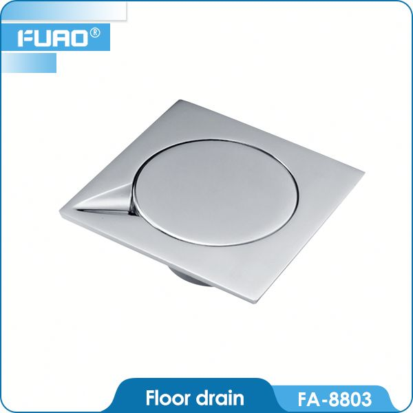 FUAO The most popular stainless water drain covers