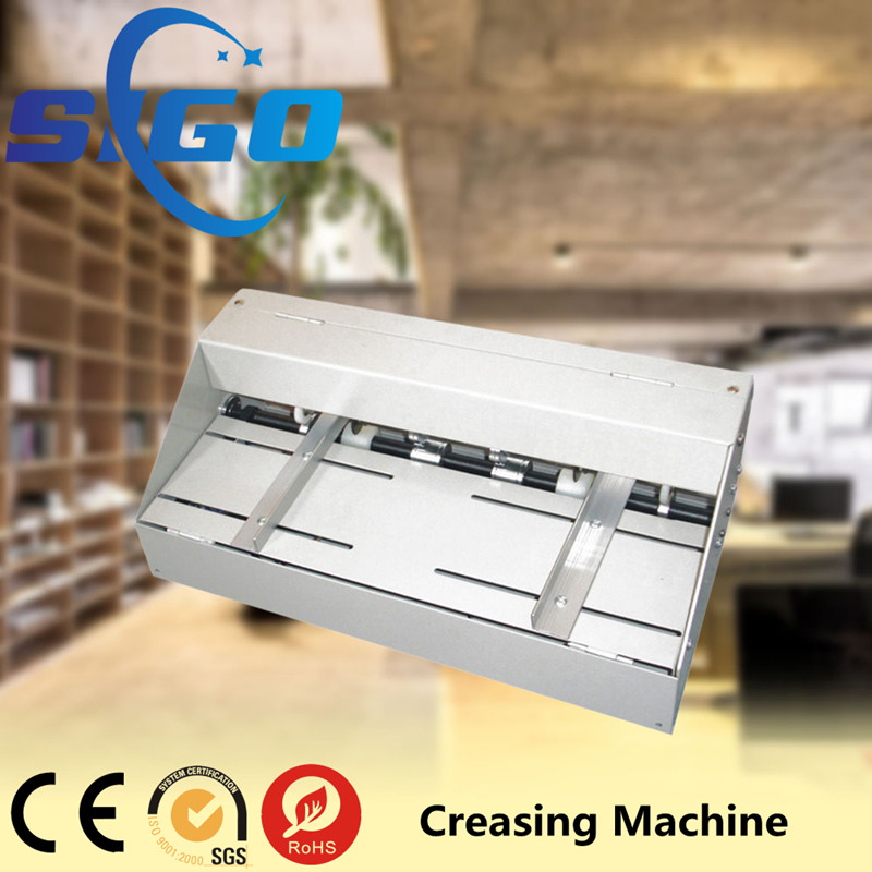 2016 A3 High Speed Creaser Perforating Automatic Paper Creasing Machine