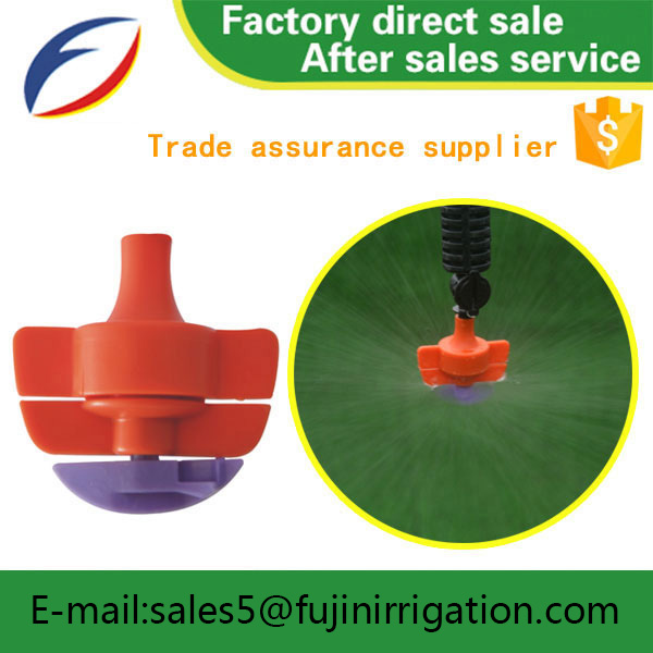 Libya Hot selling sex time delay spray farm irrigation sprinkler equipment with CE certificate
