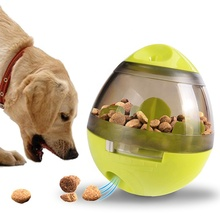 Ball Interactive Treat Dispenser Pet IQ Smart Dog Food Toy for Dog