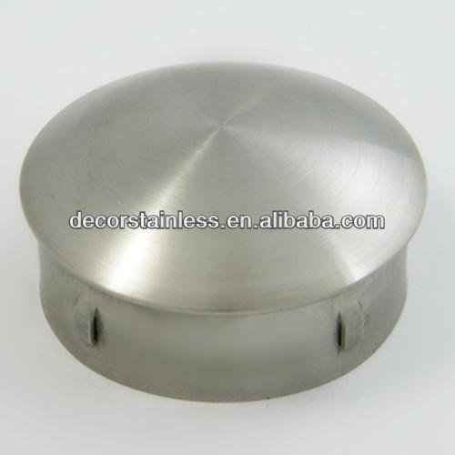 Stainless steel railing end cap buy