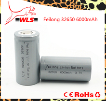 lifepo4 batteries Hot sale FeiLong li-ion 32650 6000mAh Feilong 32650