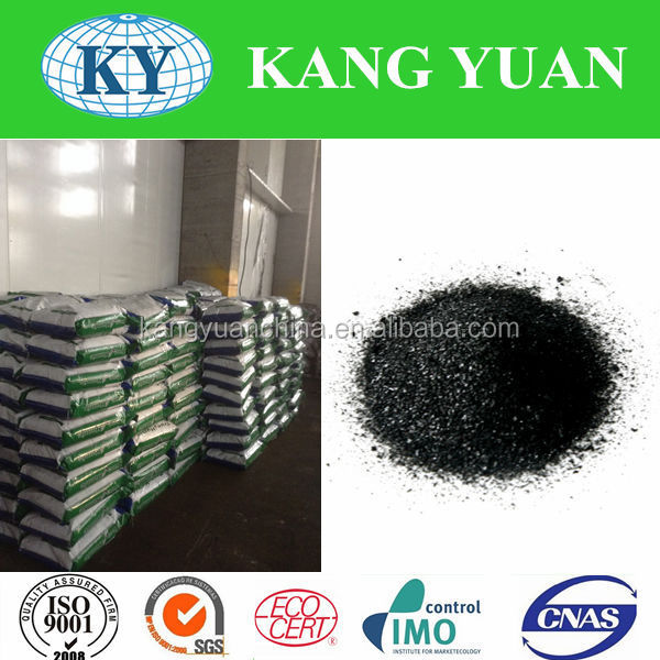High Water Solubility Potassium Humate Manufactures
