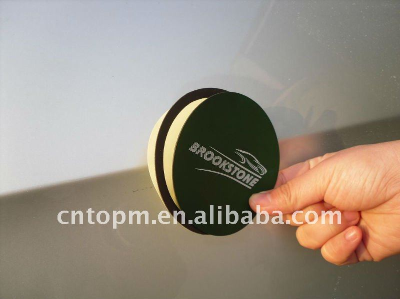 handicraft Magnetic Tax disc holder Magnetic license holder Car tax disc holder