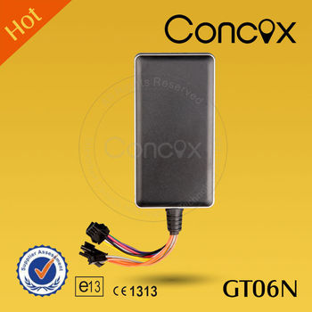 GT06N Multi-functional GPS Vehicle Tracker by Concox Manufacturer Real-time Tracker with Long Battery Life and SOS Alarm