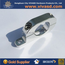 Anodized cnc aluminum clamp