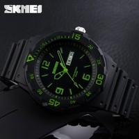 Plastic fancy male watches brands led watch put your own logo paypal accept