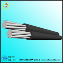 0.6/1KV NFC 33-209 low Voltage Twisted Cable 3x50+50+16 3x70+50+16 3x95+50+16 3x120+70+16