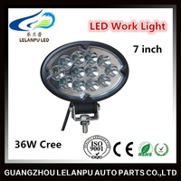 Good waterproof 9-32V 36W LED driving light auto light led headlight Led offroad driving light