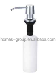 manual liquid SS304 Soap dispenser