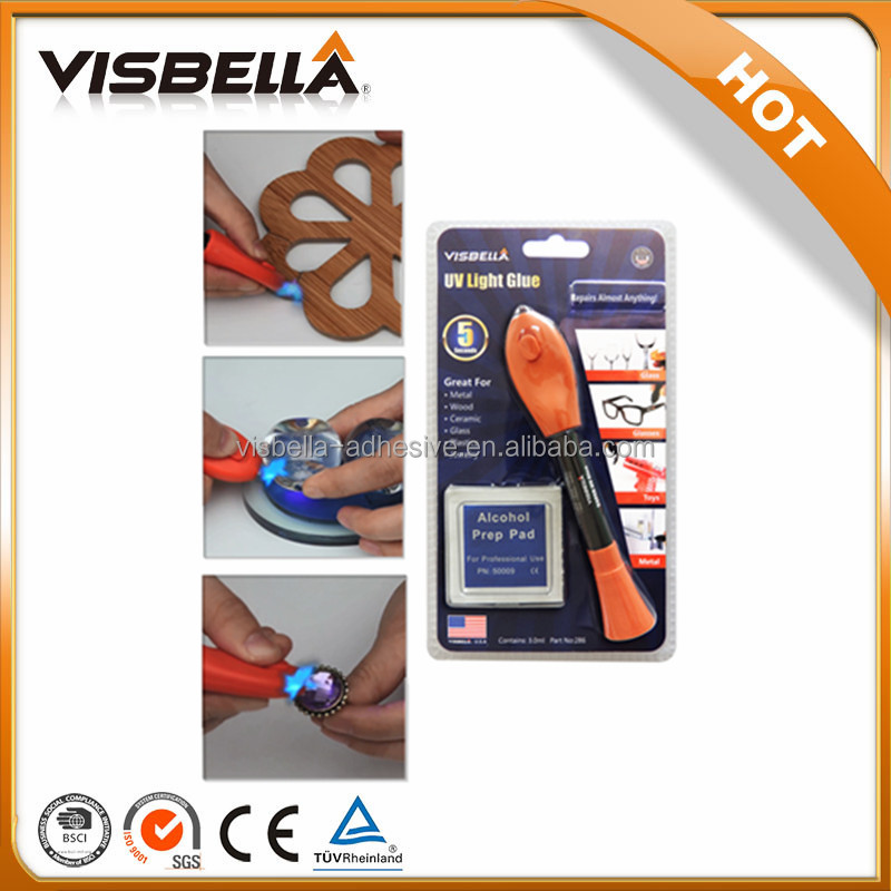 5 Second Fix UV Light Glue